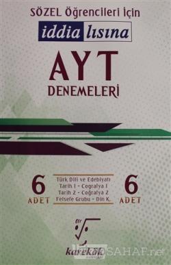 AYT 6'lı Deneme Seti - Sözel