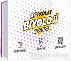 AYT Cep Test Biyoloji (Kolay) - Kolektif | Yeni ve İkinci El Ucuz Kita