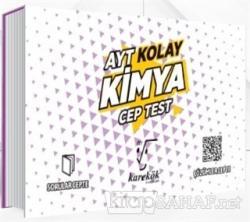 AYT Cep Test Kimya (Kolay)