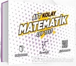 AYT Cep Test Matematik (Kolay)