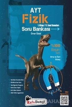 AYT Fizik Soru Bankası 1. Kitap Orta ve İleri Düzey