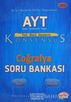 AYT Konsensüs Coğrafya Soru Bankası