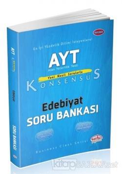 AYT Konsensüs Edebiyat Soru Bankası