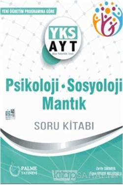 AYT Psikoloji Sosyoloji Mantık Soru Kitabı