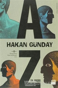 Az - Hakan Günday | Yeni ve İkinci El Ucuz Kitabın Adresi