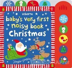Baby's Very First Noisy Book Christmas (Ciltli)