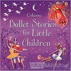 Ballet Stories For Bedtime (Ciltli)