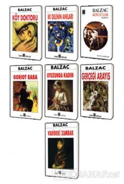 Balzac Klasikleri 7 Kitap Set