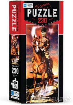 Baş Komutan Atatürk - Puzzle (BF160)