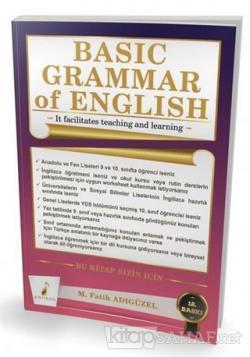 Basic Grammar of English