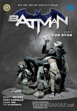 Batman Cilt 7: Son Oyun