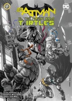 Batman - Ninja Kaplumbağalar