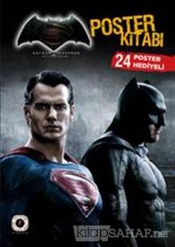 Batman ve Süperman - Poster Kitabı
