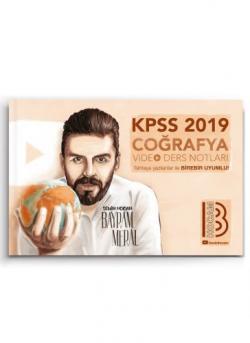 Benim Hocam KPSS Coğrafya Video Ders Notları 2019 Yeni
