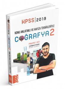 2019 KPSS Konu Anlatımlı ve Hafıza Teknikleriyle Coğrafyanın Hafızası-