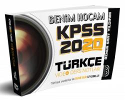 2020 KPSS Türkçe Video Ders Notları
