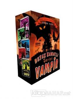 Beyaz Kanatlı Vampir Seti (5 Kitap Set Kutulu)