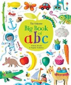 Big Book of ABC - Felicity Brooks | Yeni ve İkinci El Ucuz Kitabın Adr