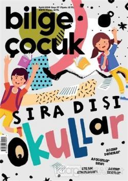 Bilge Çocuk Dergisi Sayı: 37 Eylül 2019