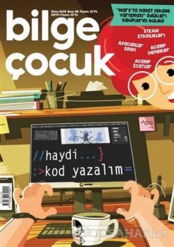 Bilge Çocuk Dergisi Sayı: 38 Ekim 2019