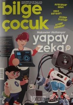 Bilge Çocuk Dergisi Sayı: 52 Aralık 2020