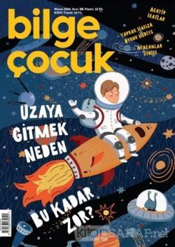 Bilge Çocuk Dergisi Sayı: 56 Nisan 2021