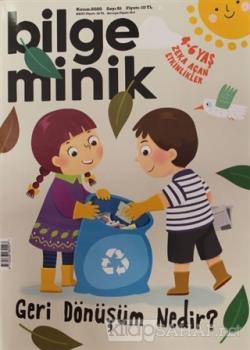 Bilge Minik Dergisi Sayı: 51 Kasım 2020