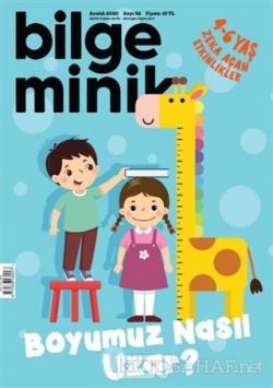 Bilge Minik Dergisi Sayı: 52 Aralık 2020
