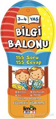 Bilgi Balonu - Kolektif | Yeni ve İkinci El Ucuz Kitabın Adresi