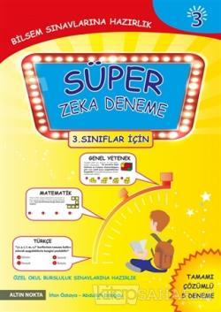 Süper Zeka Deneme 3 (3. Sınıflar İçin)