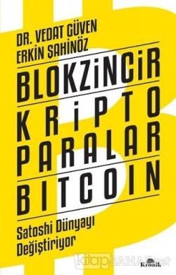 Blokzincir Kripto Paralar Bitcoin - Vedat Güven | Yeni ve İkinci El Uc