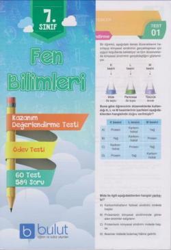 Bulut Eğitim 7. Sınıf Fen Bilimleri Yaprak Test