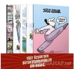 Bütün Karikatürler Set (5 Kitap Takım)