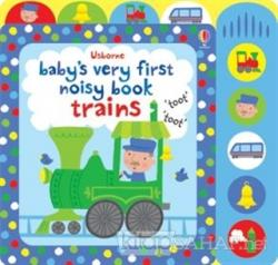 BVF Noisy Book Trains