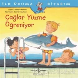 Çağlar Yüzme Öğreniyor - İlk Okuma Kitabım