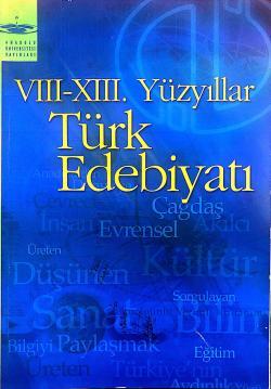 AÖF VIII-XIII YÜZYILLAR TÜRK EDEBİYATI