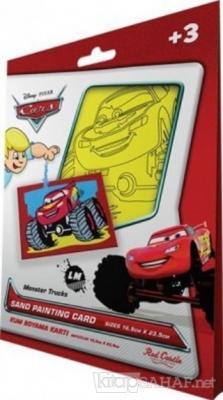 Cars 3 Kum Boyama Kartları Kolektif Yeni Ve Ikinci El Ucuz Kitab
