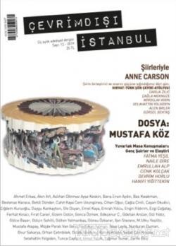 Çevrimdışı İstanbul Üç Aylık Edebiyat Dergisi Sayı: 12 2019