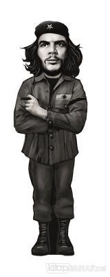 Che Guevara (Karikatür) - Ayraç