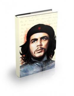Che Guevara Sert Kapaklı Defter