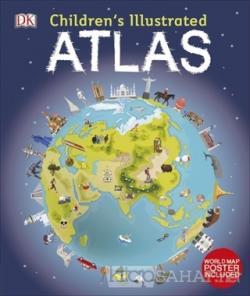 Children's Illustrated Atlas (Ciltli)