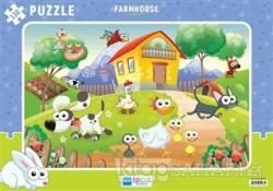 Çiftlik Evi - 130 Parça Puzzle (BF173)
