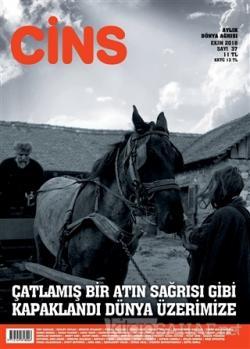 Cins Aylık Dergi Sayı: 37 Ekim 2018