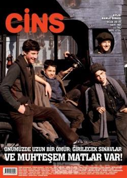 Cins Dergisi Sayı: 40 Ocak 2019