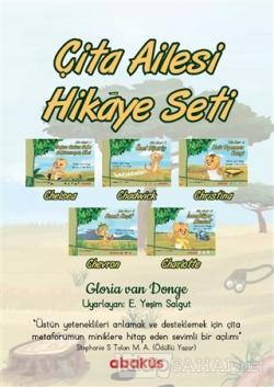 Çita Ailesi Hikaye Seti (5 Kitap Takım)