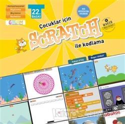 Çocuklar için Scratch ile Kodlama 1. Kitap