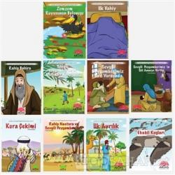 Çocuklar İçin Sevgili Peygamberimizin (sav) Hayatı (10 Kitap Takım)