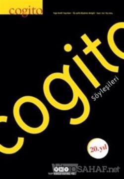 Cogito Sayı: 79 Cogito Söyleşileri