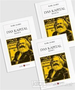 Das Kapital Seti Almanca (3 Kitap Takım)