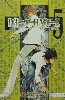 Death Note Ölüm Defteri 5